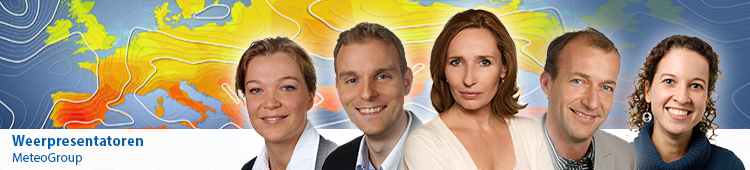 Weathervideo presenters